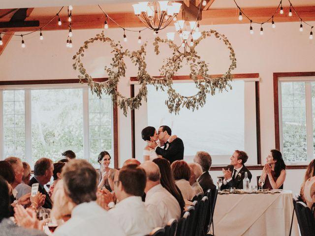 Joe and Ashley's wedding in Saint-Charles-sur-Richelieu, Quebec 74