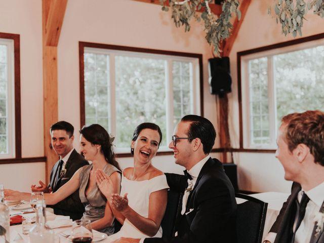 Joe and Ashley's wedding in Saint-Charles-sur-Richelieu, Quebec 78