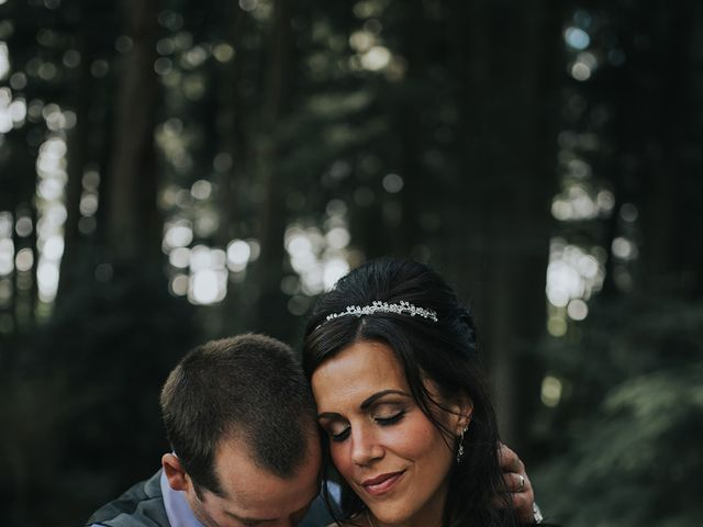 Rich and Ashlee's wedding in Sooke, British Columbia 19