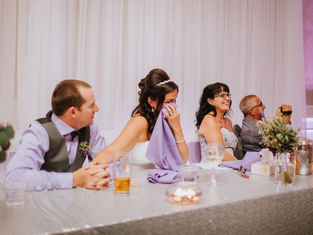 Rich and Ashlee's wedding in Sooke, British Columbia 22