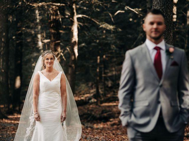 Ricky and Alice's wedding in Halifax, Nova Scotia 9