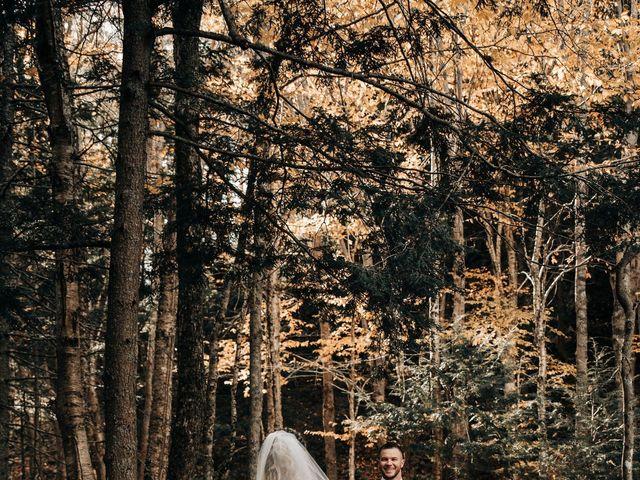 Ricky and Alice's wedding in Halifax, Nova Scotia 10