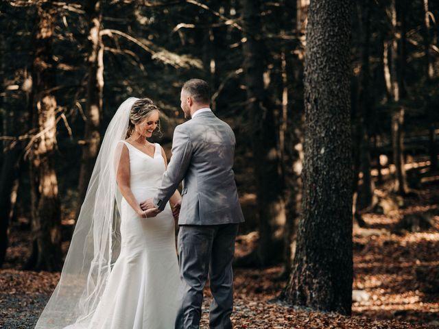 Ricky and Alice's wedding in Halifax, Nova Scotia 12