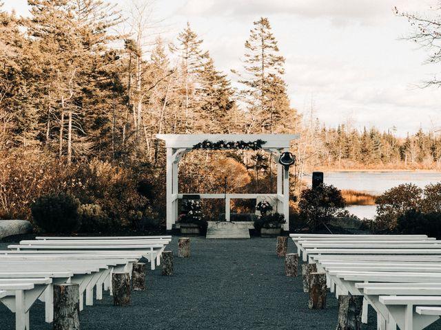 Ricky and Alice's wedding in Halifax, Nova Scotia 22