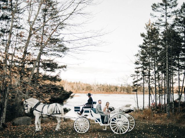 Ricky and Alice's wedding in Halifax, Nova Scotia 45