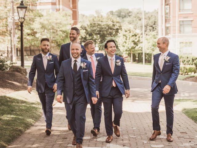 Alex and Daniel's wedding in Toronto, Ontario 7
