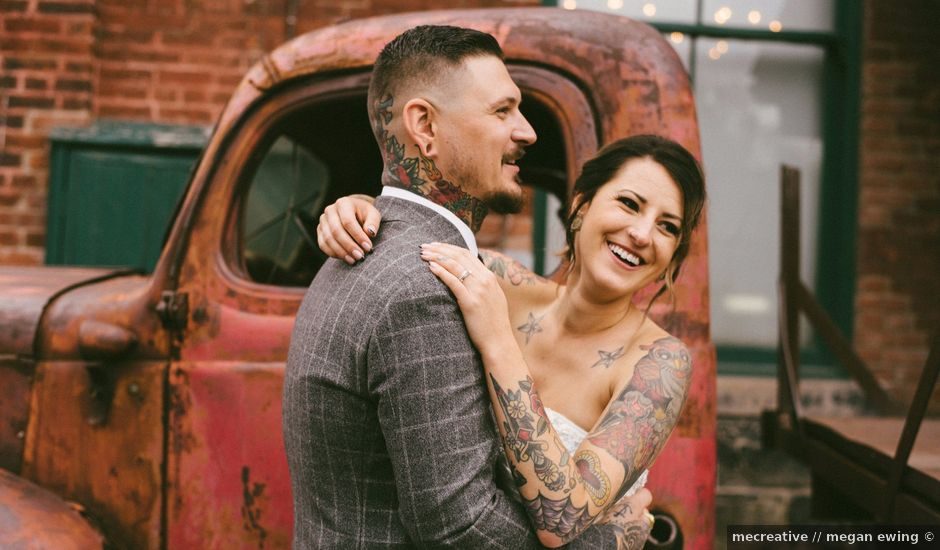 Monika & Matt's Real Wedding By Archeo