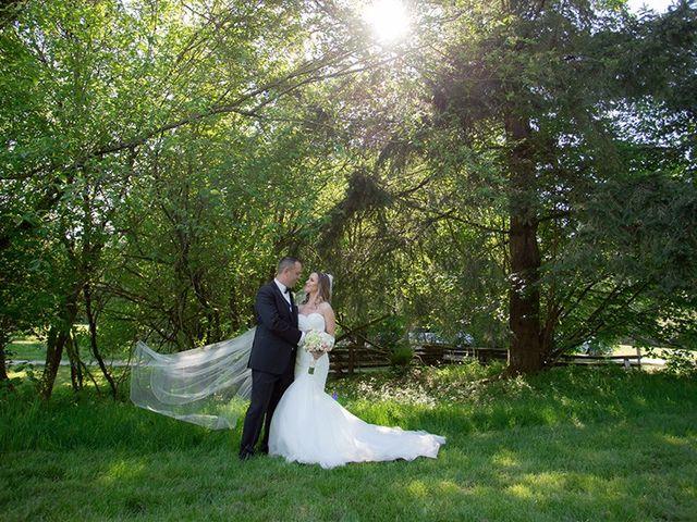 Matt and Melanie's wedding in Langley, British Columbia 3