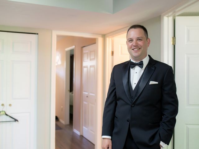 Matt and Melanie's wedding in Langley, British Columbia 6