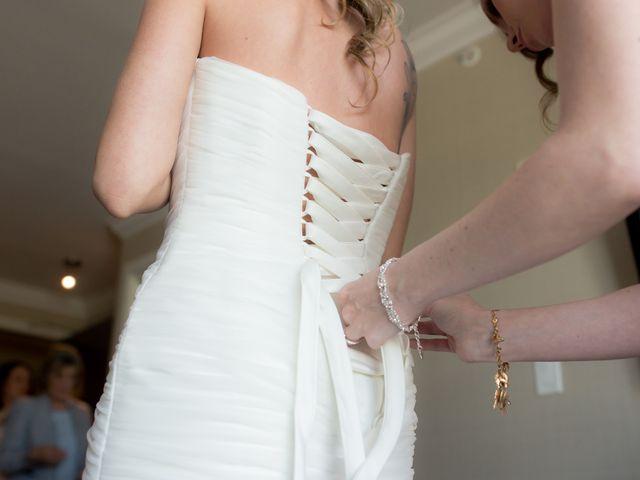 Matt and Melanie's wedding in Langley, British Columbia 10