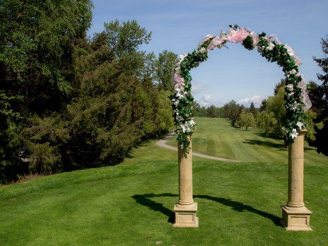 Matt and Melanie's wedding in Langley, British Columbia 12