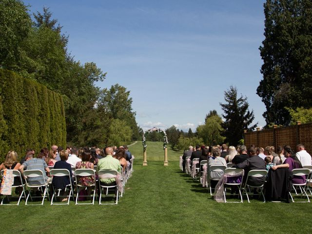 Matt and Melanie's wedding in Langley, British Columbia 18