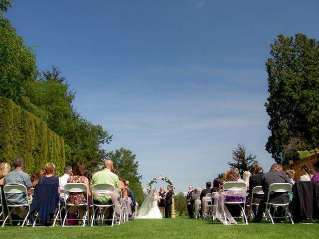 Matt and Melanie's wedding in Langley, British Columbia 19
