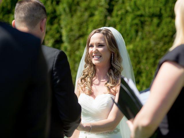 Matt and Melanie's wedding in Langley, British Columbia 20