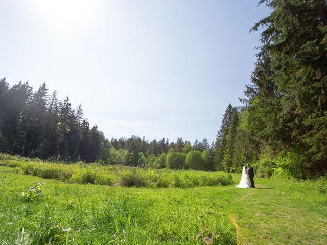 Matt and Melanie's wedding in Langley, British Columbia 21