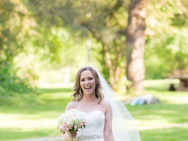 Matt and Melanie's wedding in Langley, British Columbia 25