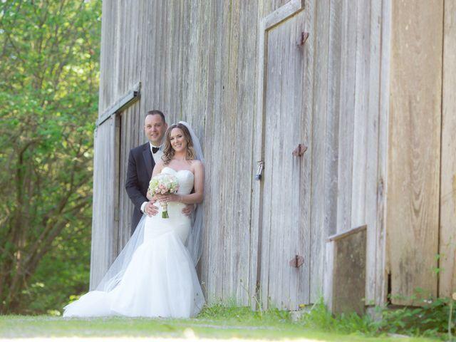 Matt and Melanie's wedding in Langley, British Columbia 26