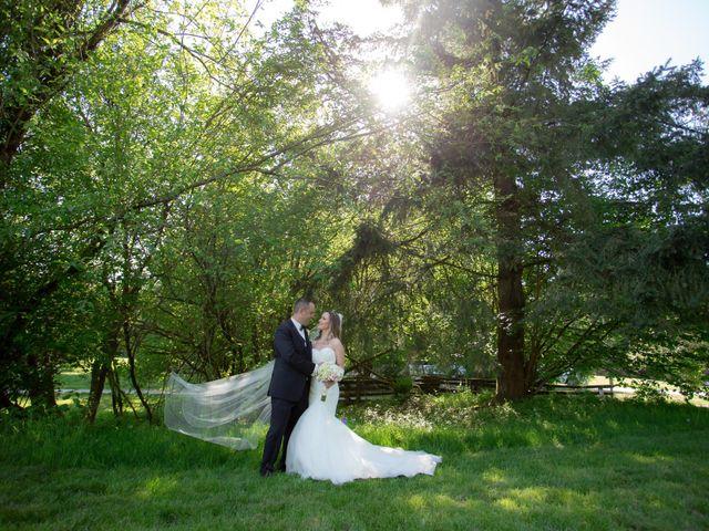 Matt and Melanie's wedding in Langley, British Columbia 28
