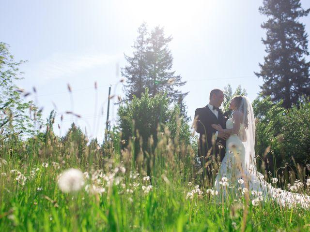Matt and Melanie's wedding in Langley, British Columbia 32