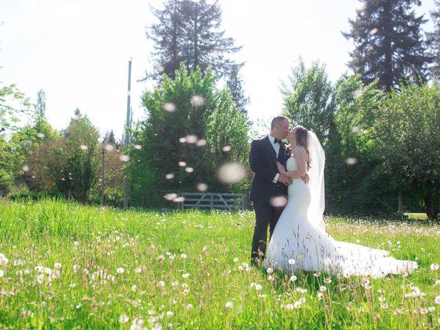 Matt and Melanie's wedding in Langley, British Columbia 33