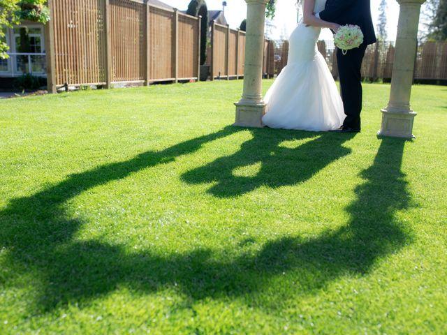Matt and Melanie's wedding in Langley, British Columbia 35