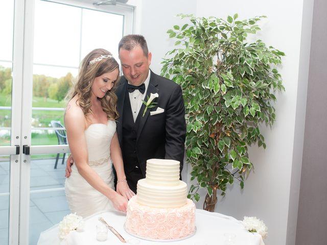 Matt and Melanie's wedding in Langley, British Columbia 45