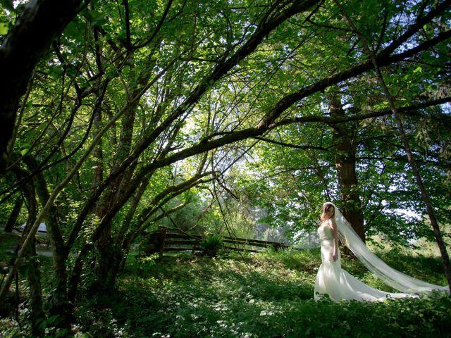 Matt and Melanie's wedding in Langley, British Columbia 2