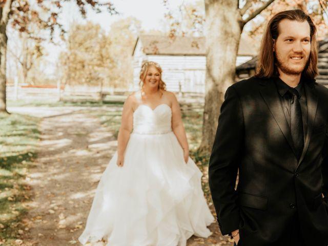 Scott and Sydney's wedding in London, Ontario 7