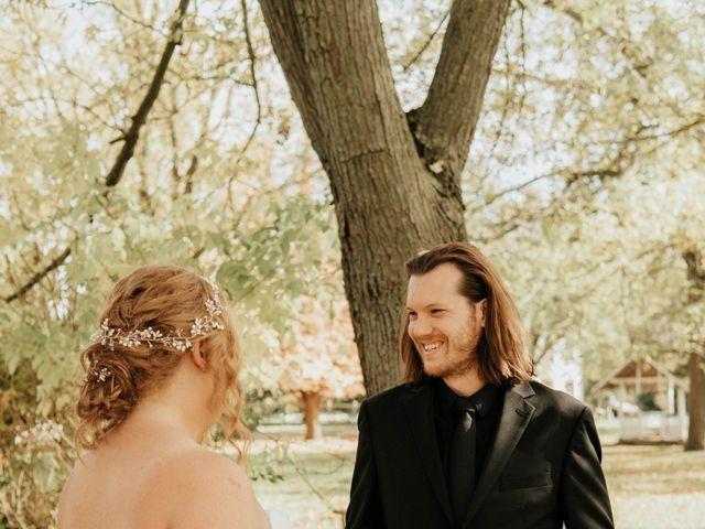 Scott and Sydney's wedding in London, Ontario 8