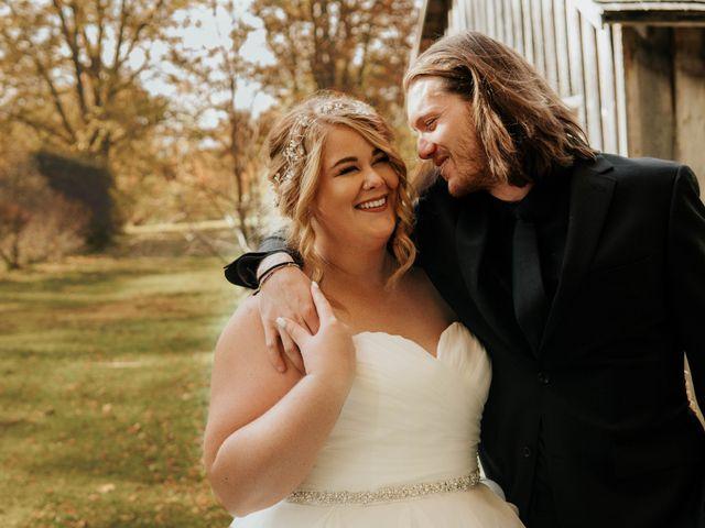 Scott and Sydney's wedding in London, Ontario 1