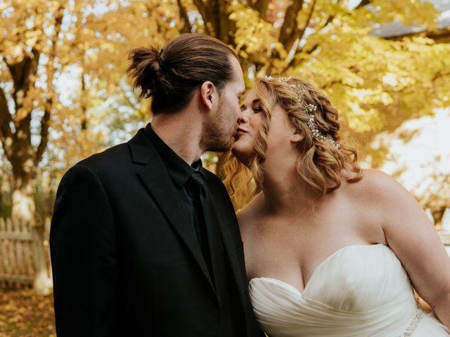 Scott and Sydney's wedding in London, Ontario 11