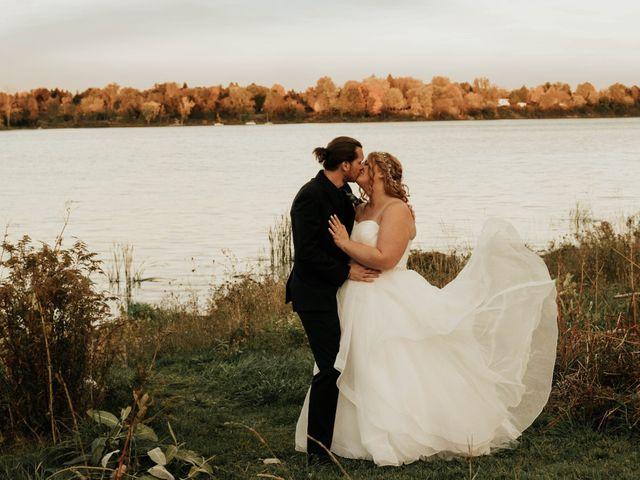 Scott and Sydney's wedding in London, Ontario 15