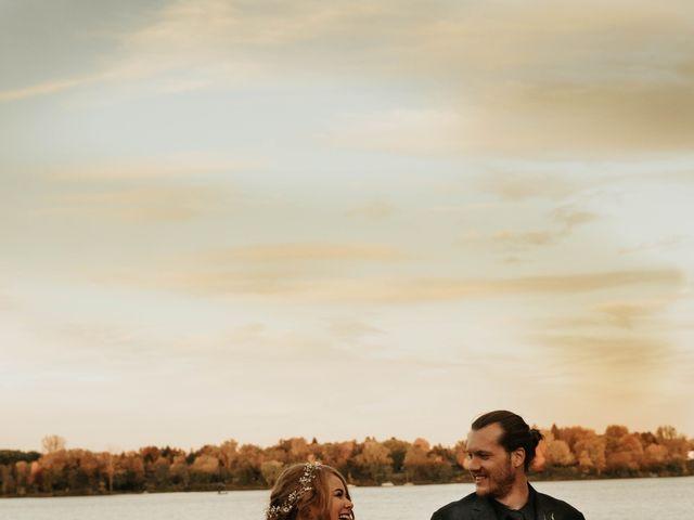 Scott and Sydney's wedding in London, Ontario 2