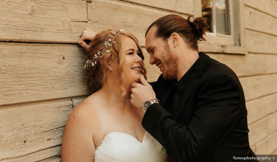 Scott and Sydney's wedding in London, Ontario
