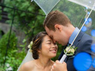The wedding of Yoshimi and Trevor