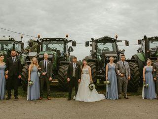 The wedding of Whitney and Jonas