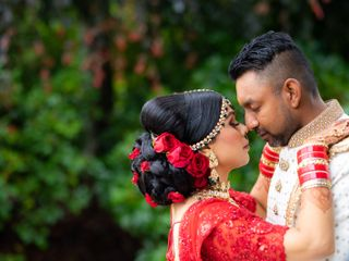 The wedding of Presila and Ashneel