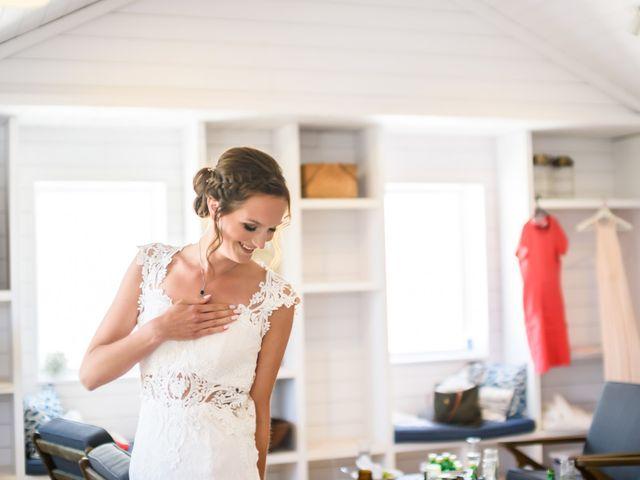 Logan and Rebecca's wedding in Wolfville, Nova Scotia 6