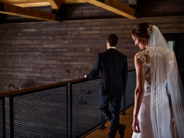 Logan and Rebecca's wedding in Wolfville, Nova Scotia 7