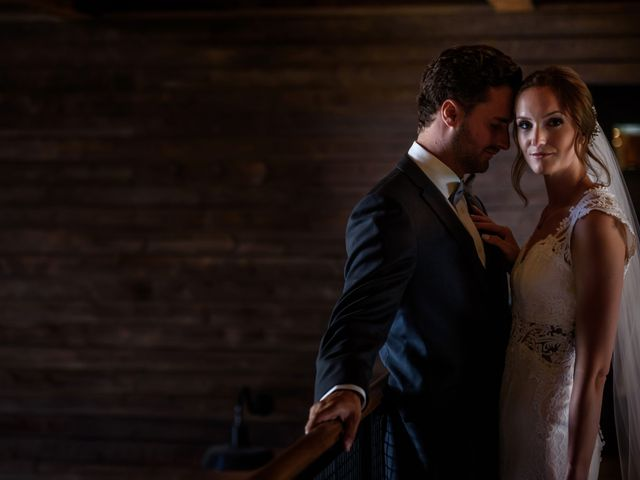Logan and Rebecca's wedding in Wolfville, Nova Scotia 10