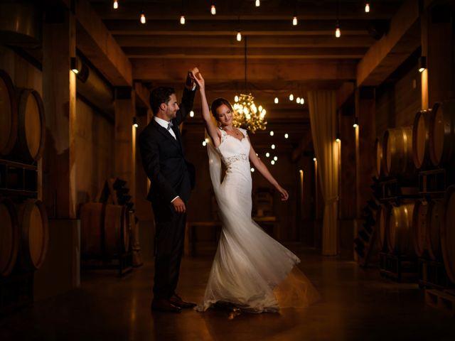 Logan and Rebecca's wedding in Wolfville, Nova Scotia 12