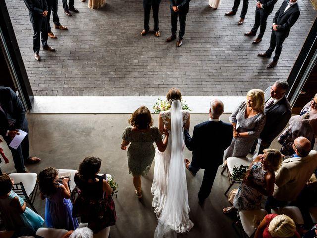 Logan and Rebecca's wedding in Wolfville, Nova Scotia 16