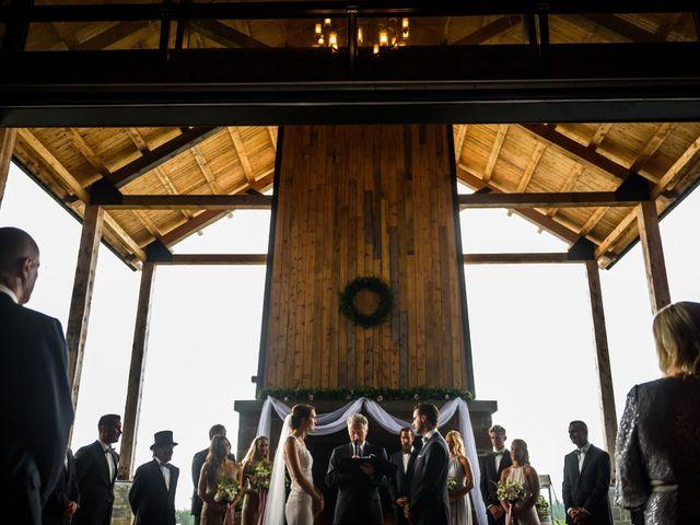 Logan and Rebecca's wedding in Wolfville, Nova Scotia 17