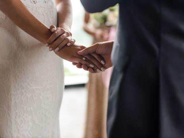 Logan and Rebecca's wedding in Wolfville, Nova Scotia 18