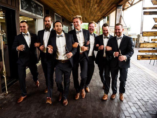 Logan and Rebecca's wedding in Wolfville, Nova Scotia 22