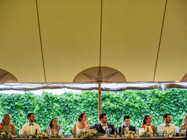 Logan and Rebecca's wedding in Wolfville, Nova Scotia 23