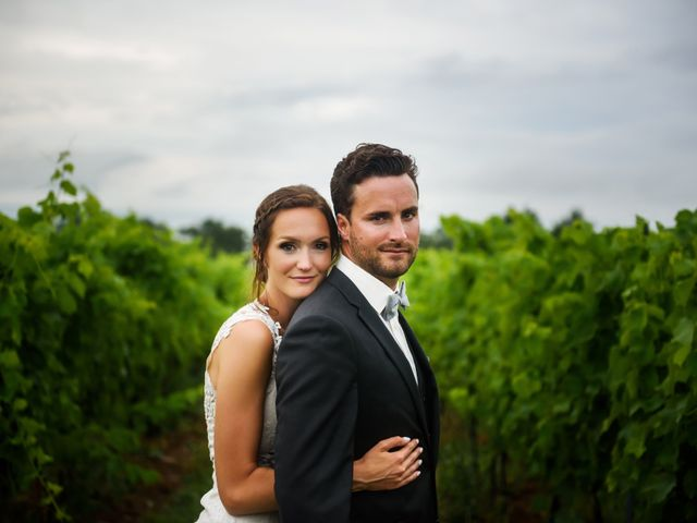 Logan and Rebecca's wedding in Wolfville, Nova Scotia 27