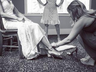 The wedding of Maya and Jordan 3
