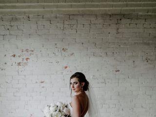 The wedding of Veronique and Marquel 3