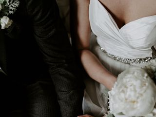 The wedding of Veronique and Marquel 2